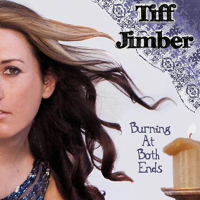 Tiff Jimber Burning At Both Ends
